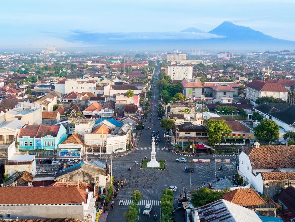 Daerah Kota Yogyakarta |  Gambar Kreativa/Shutterstock