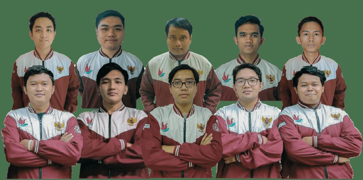 Foto Anggota dari Tim Nawasena ITS