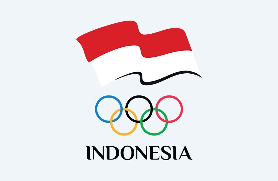 Logo Komite Olimpiade Indonesia