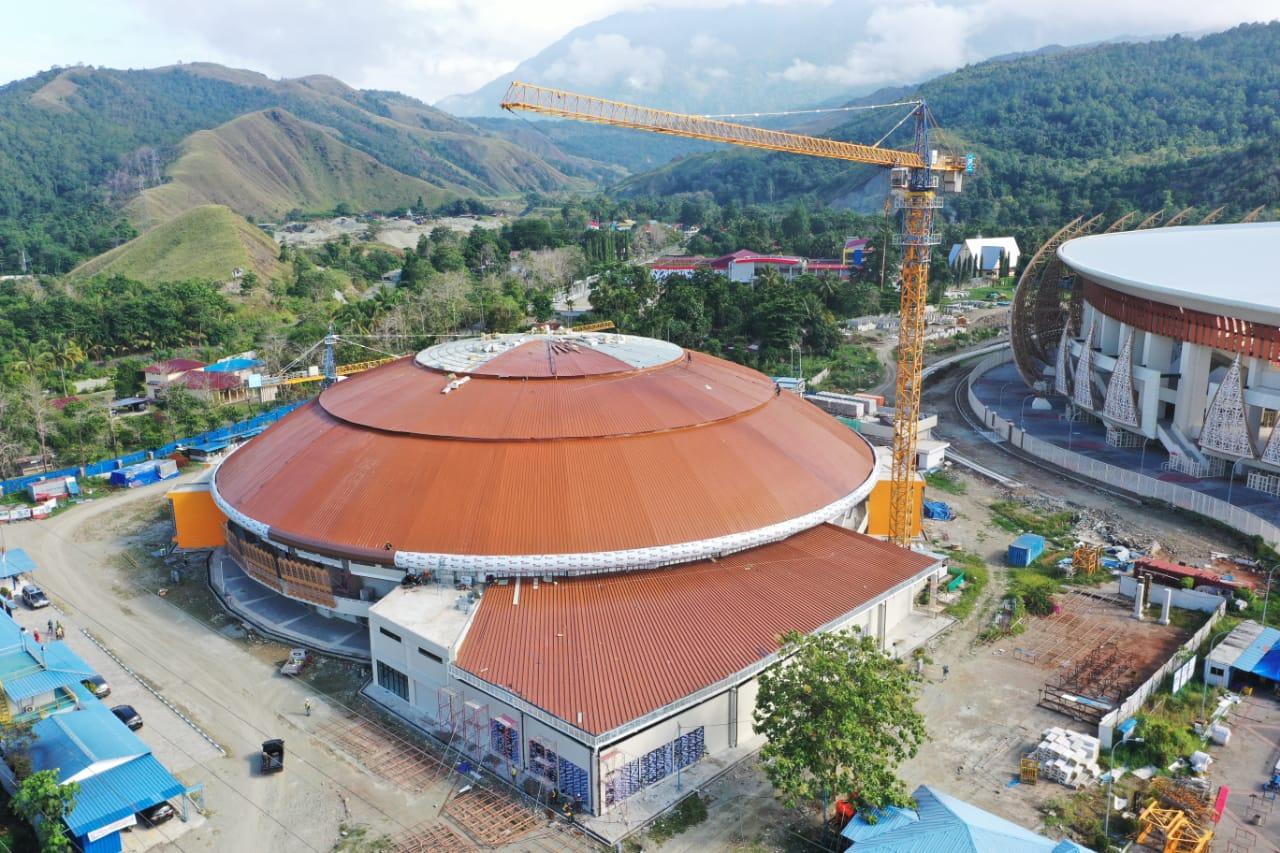 Area Istora Papua Bangkit   Oktavido H/Shutterstock