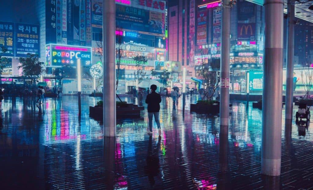 Seoul adalah    unsplash.com