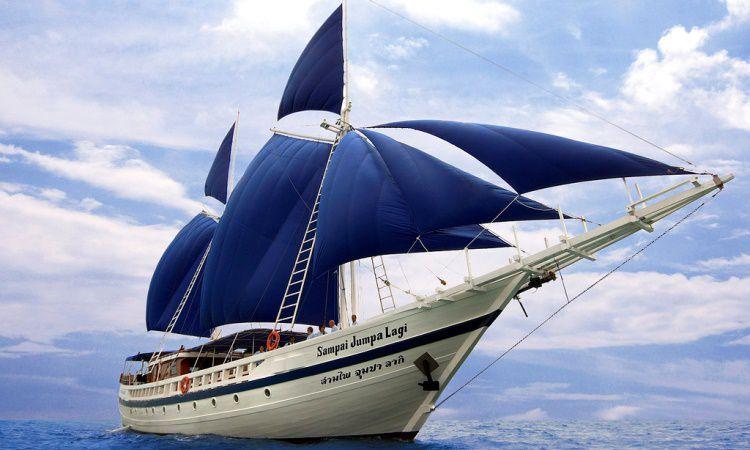 Perahu pinisi bulukumba | Foto: Celebes.co