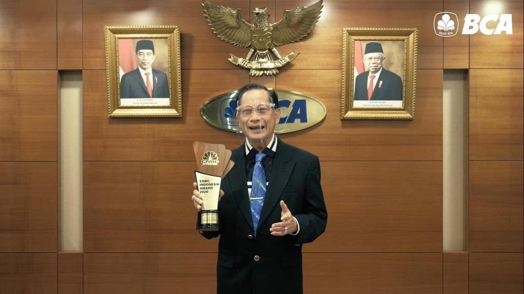 Direktur Utama BCA, Jahja Setiaatmadja