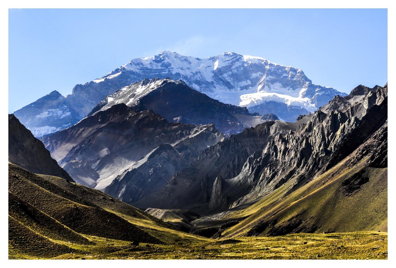 Puncak Anconcagua   Jonat/Shutterstock