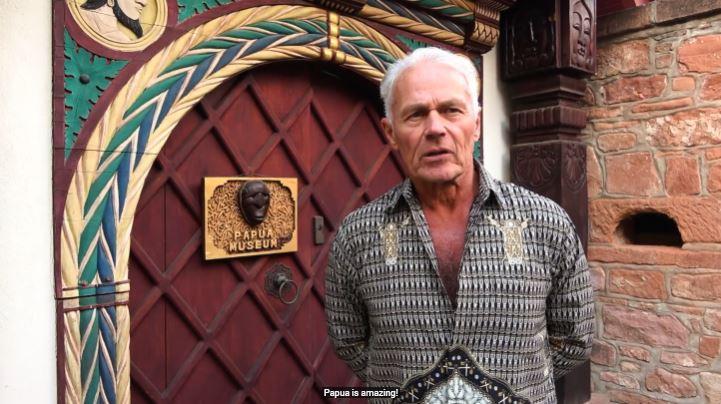 Pendiri Museum Papua