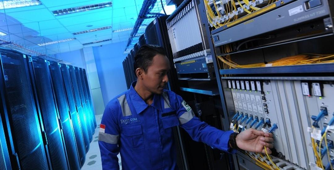 Ilustrasi layanan internet yang dilahirkan oleh PGN