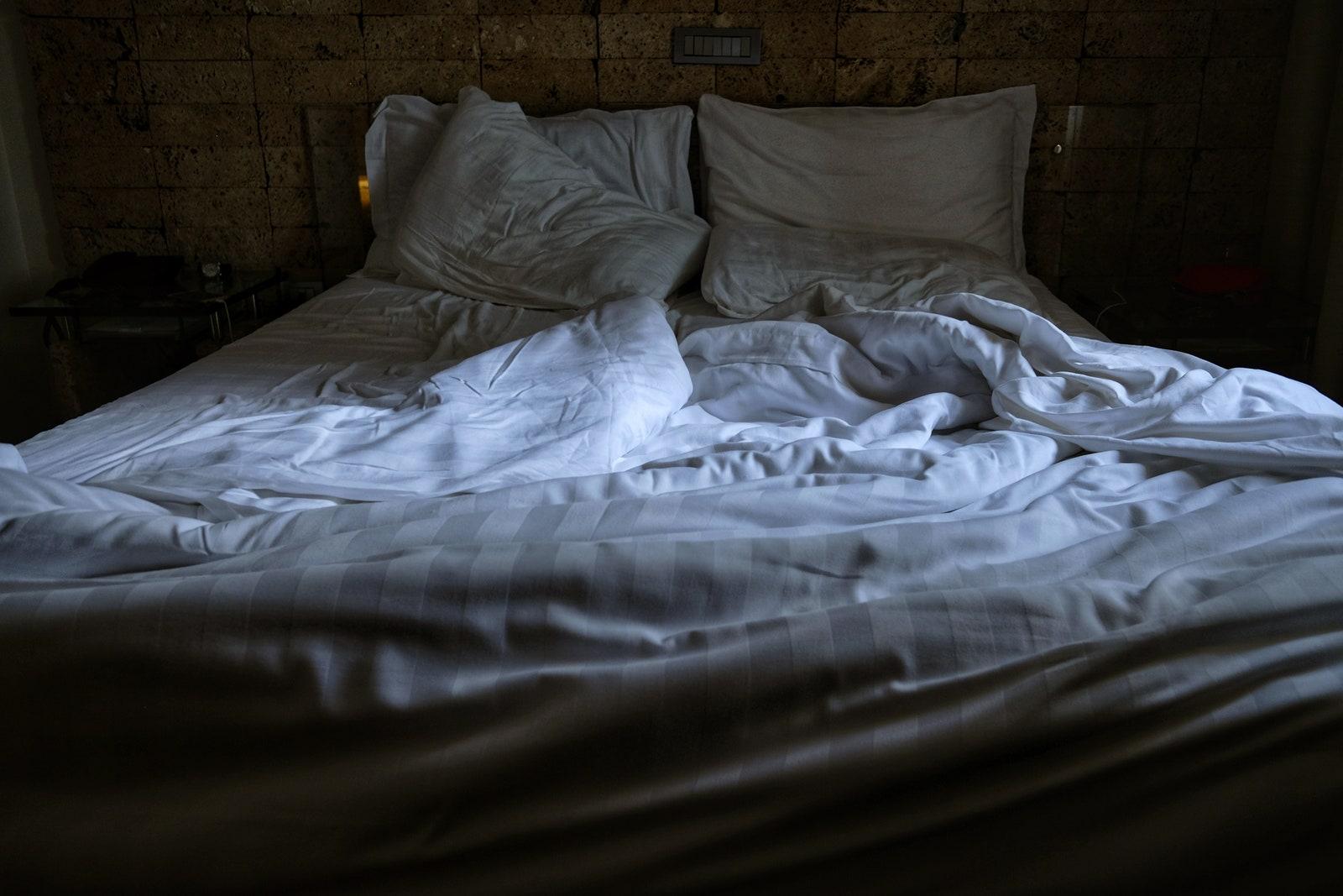 Tidur Lebih Awal   Shutterstock