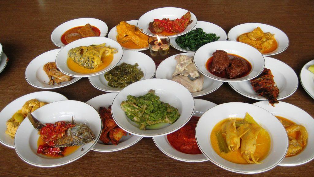 Makanan Padang | Sari Bundo