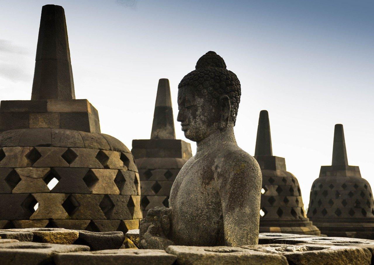 Borobudur   @Deepu Joseph Pixabay