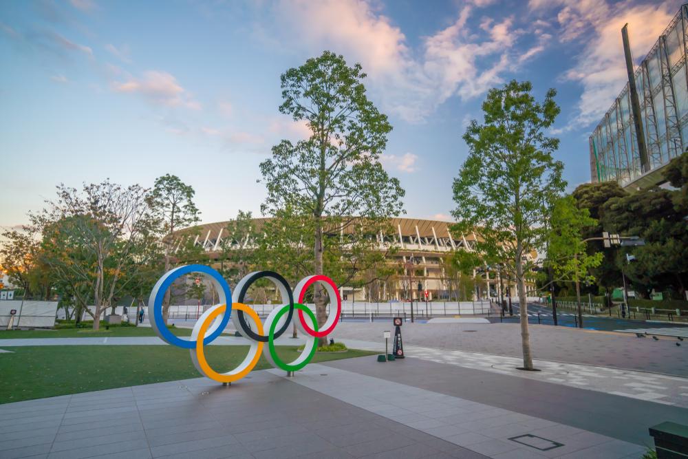 Olimpiade Tokyo 2020   @f11photo Shutterstock