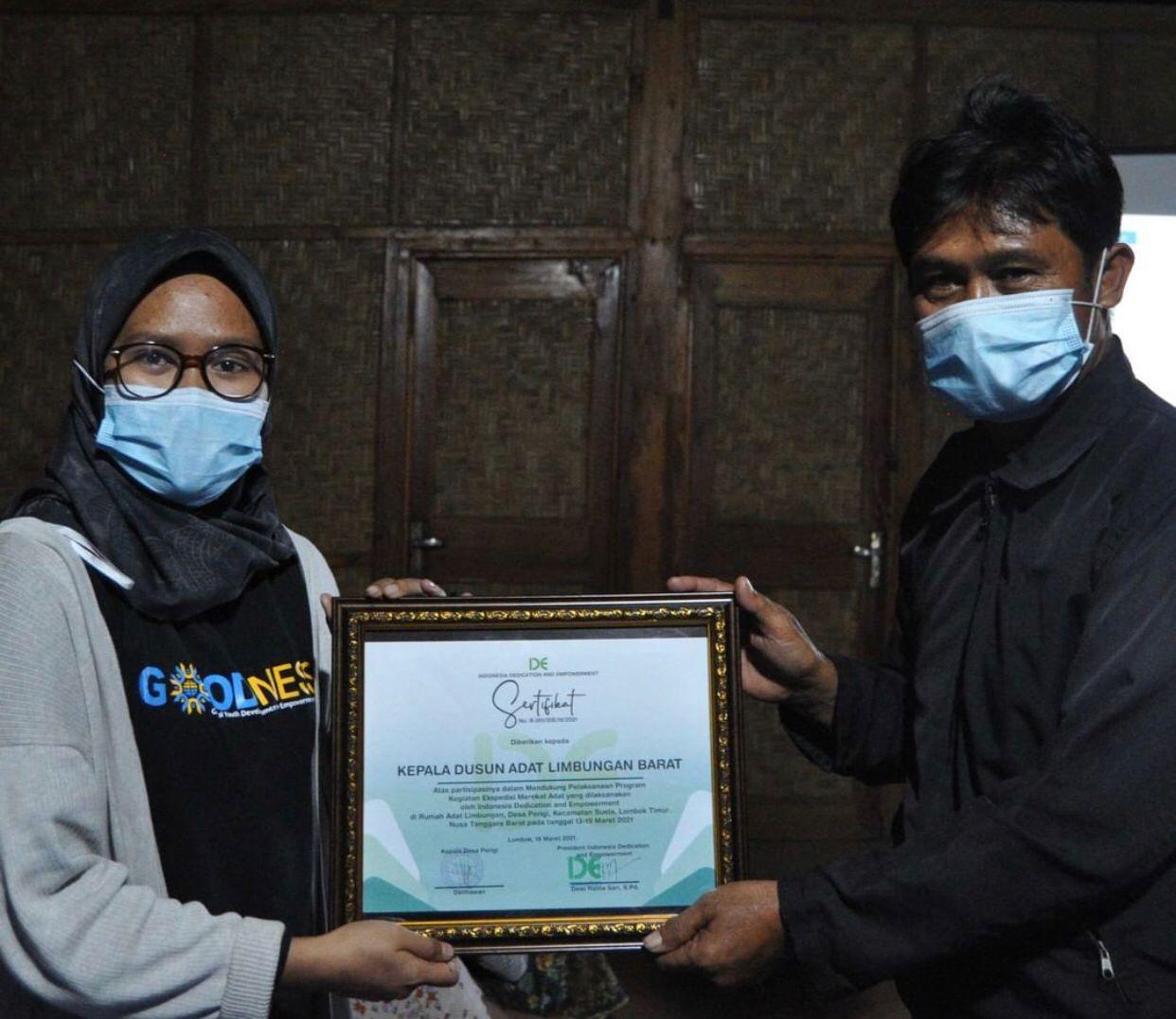 Program Merekat Adat IDE Indonesia