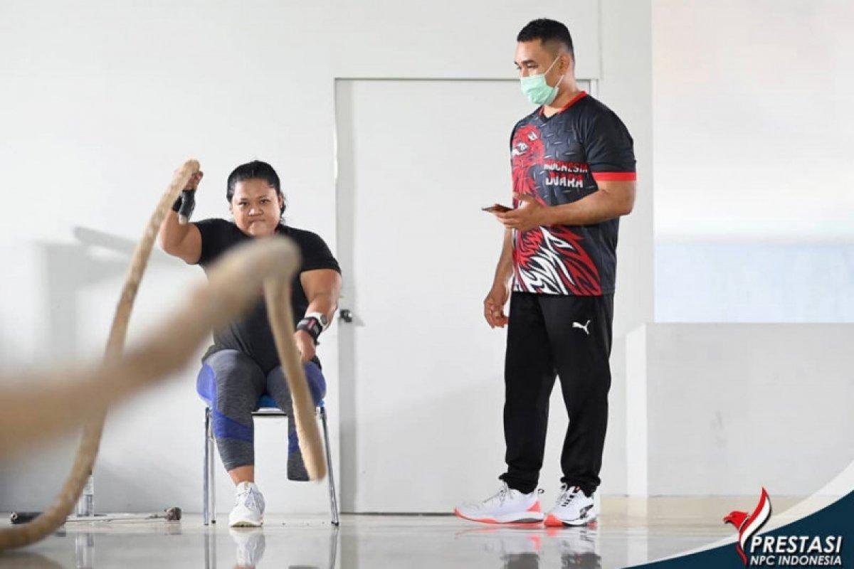 Atlet difabel Indonesia