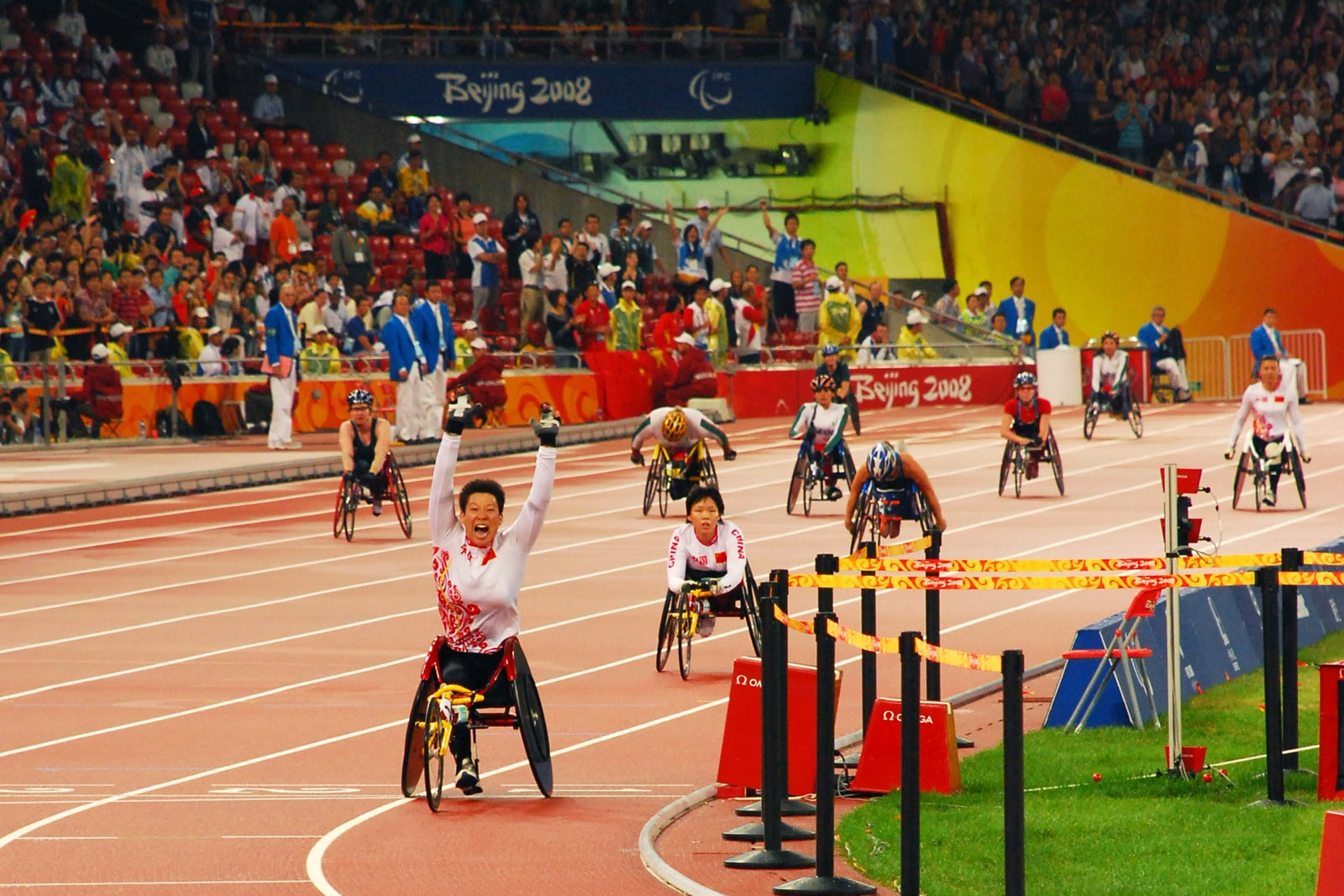 Paralimpiade Beijing 2008