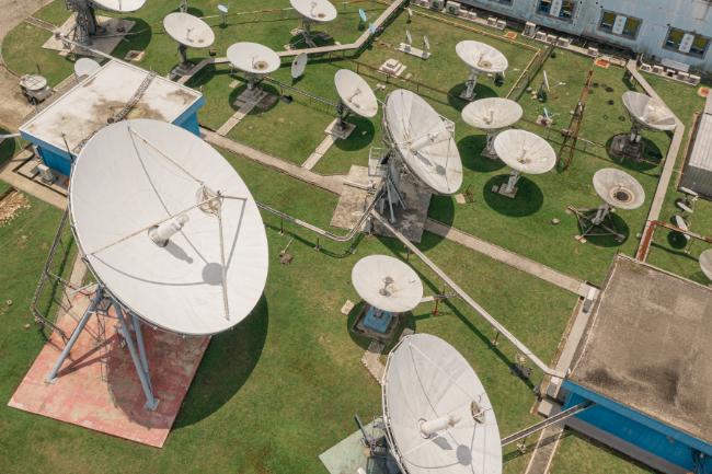 Ilustrasi Proyek Satelit Multifungsi Indonesia