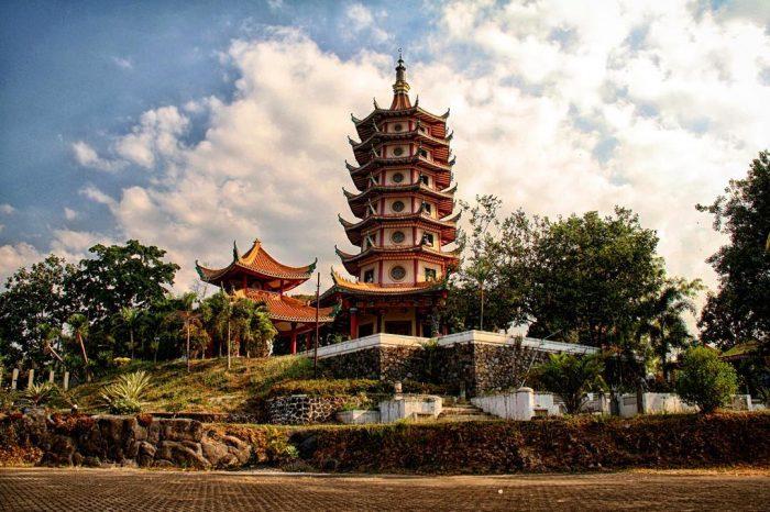 Pagoda Avalokitesvara | Foto: Indonesia Kaya