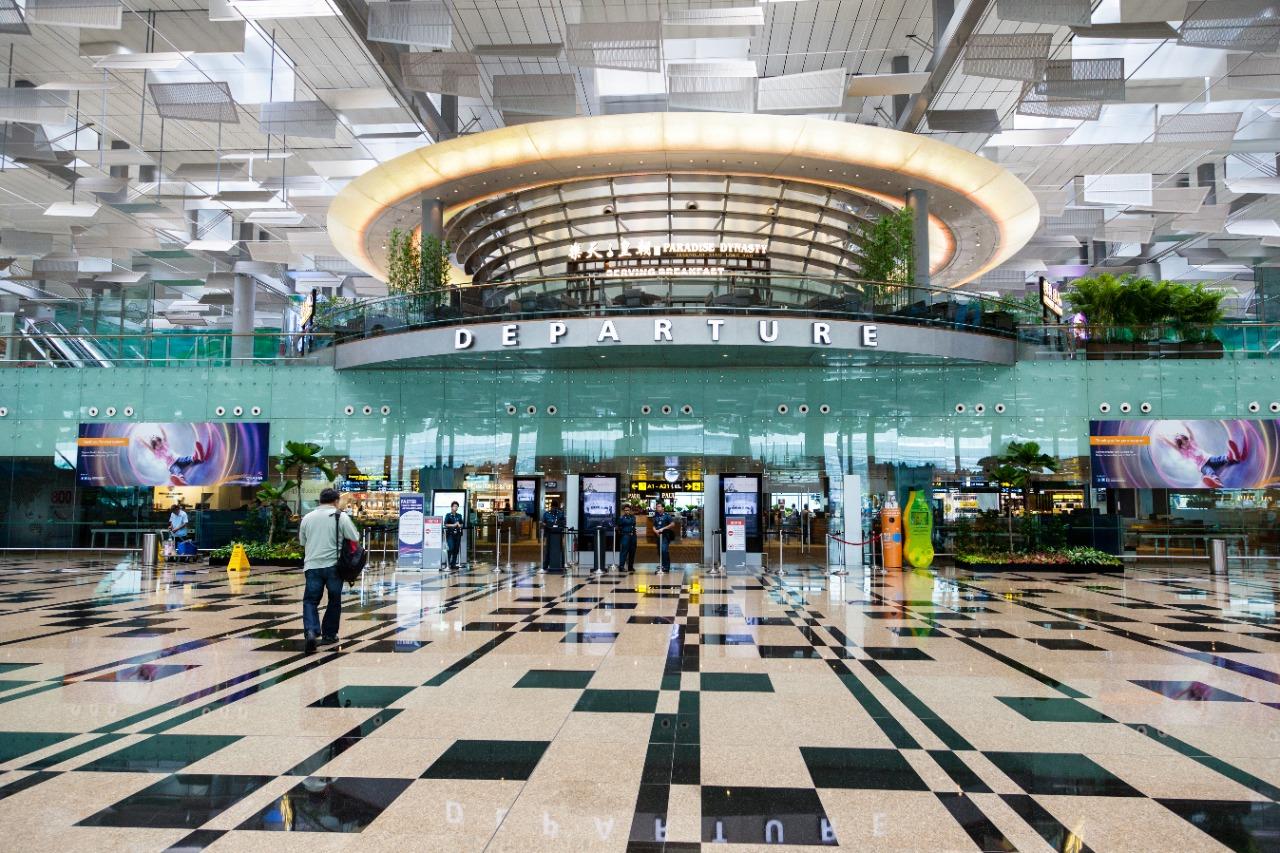 Changi Airport   Wang J/Shutterstock