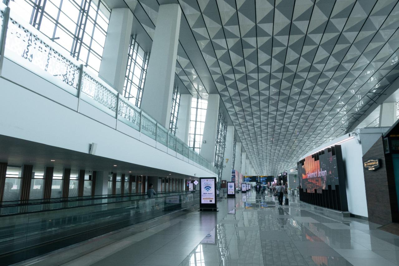 Soekarno-Hatta International Airport   Randu P/Shutterstock