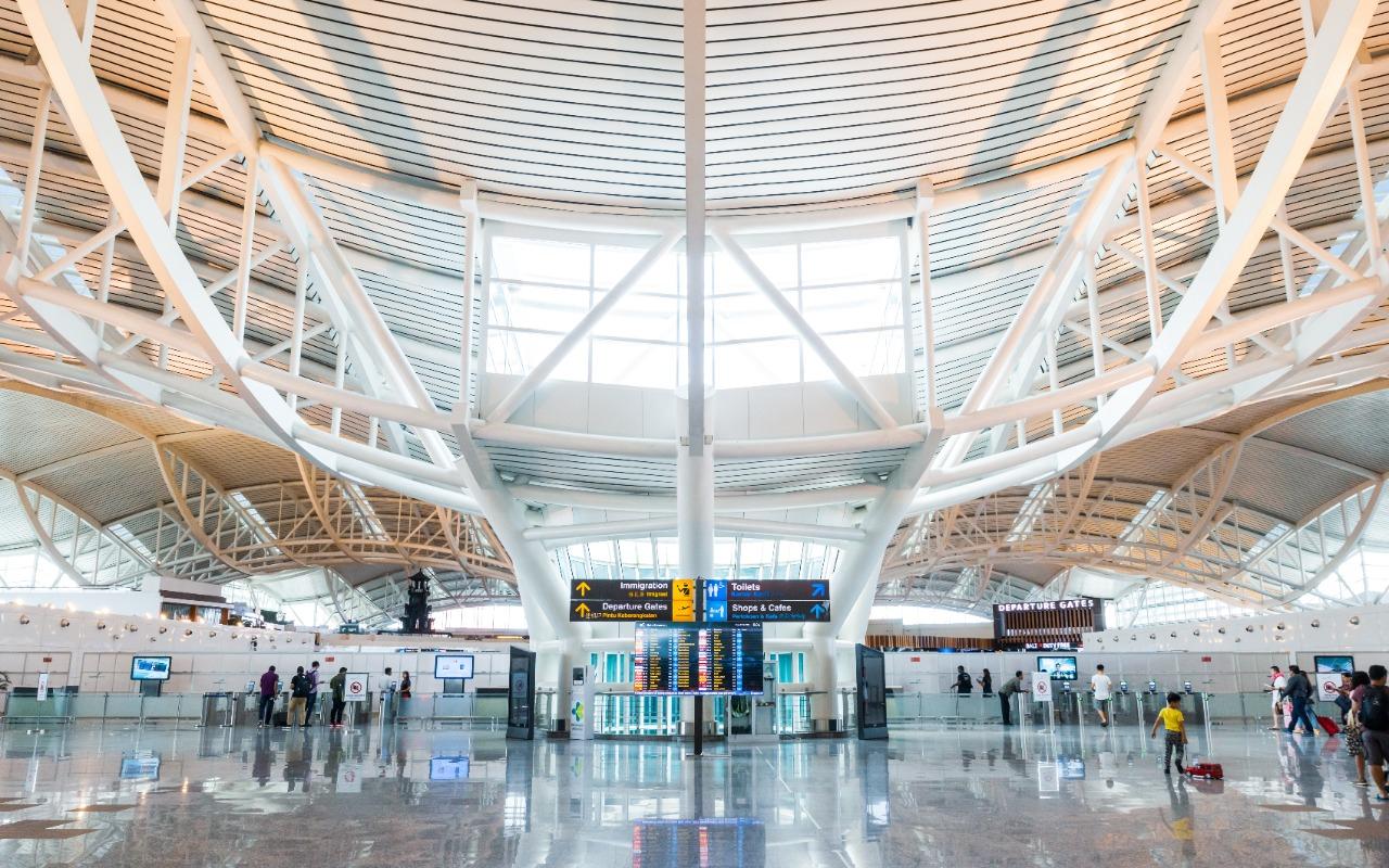 Bandara Internasional I Gusti Ngurah Rai   Guilf K/Shutterstock