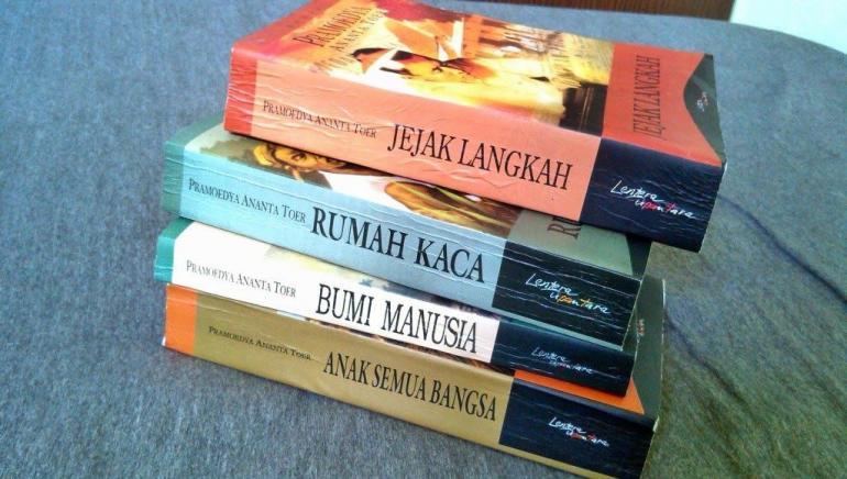 Tetralogi Buru Karya Pramoedya Ananta Toer | inibaru.id