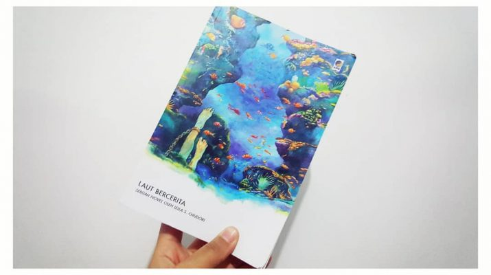 Laut Bercerit Karya Leila S. Chudori | locus.or.id