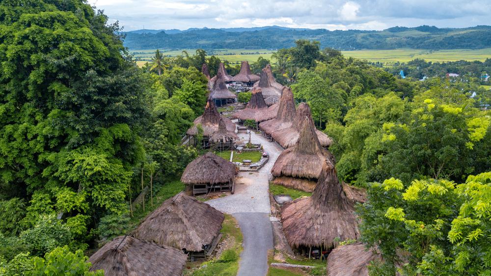 kampung ada praijing