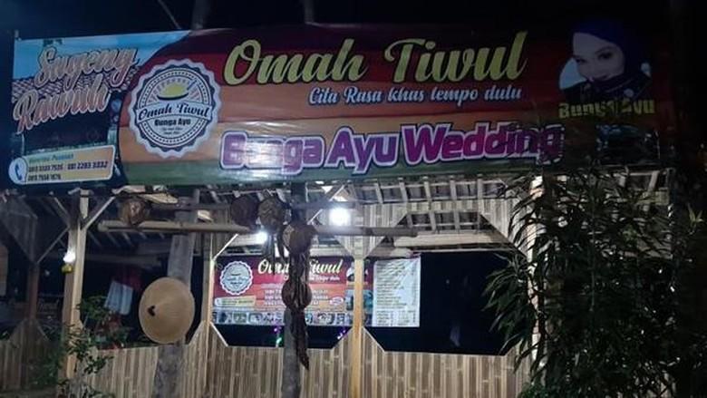 Restoran Omah Tiwul | Foto: Detik Travel