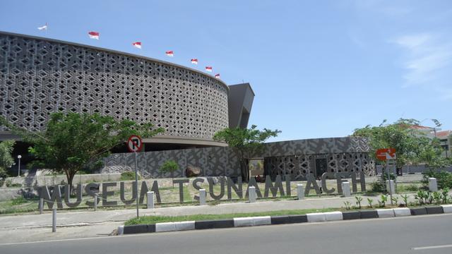 Museum Tsunami Aceh | Foto: Liputan6