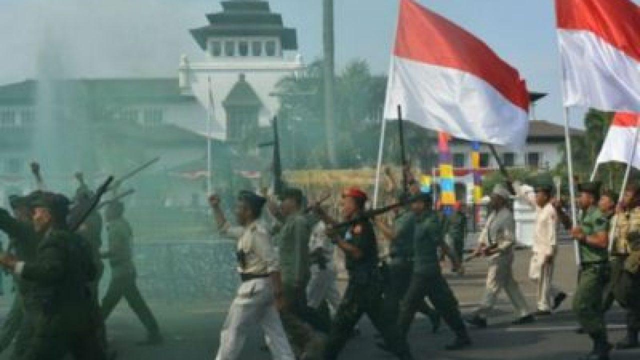 Peristiwa Bandung Lautan Api   Foto: Sejarah Lengkap