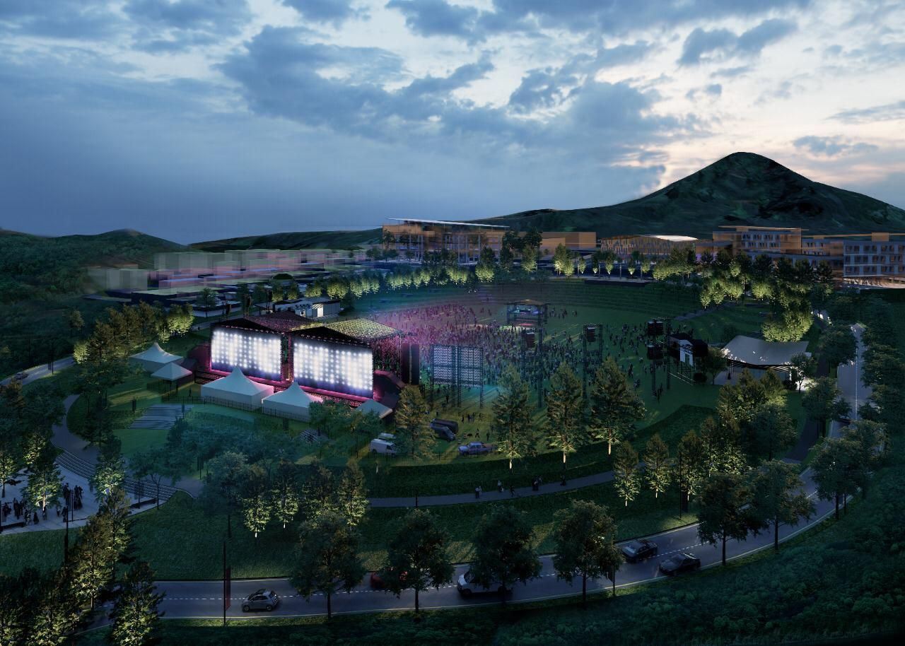 Music and Arts Center Standar Dunia MNC Lido City