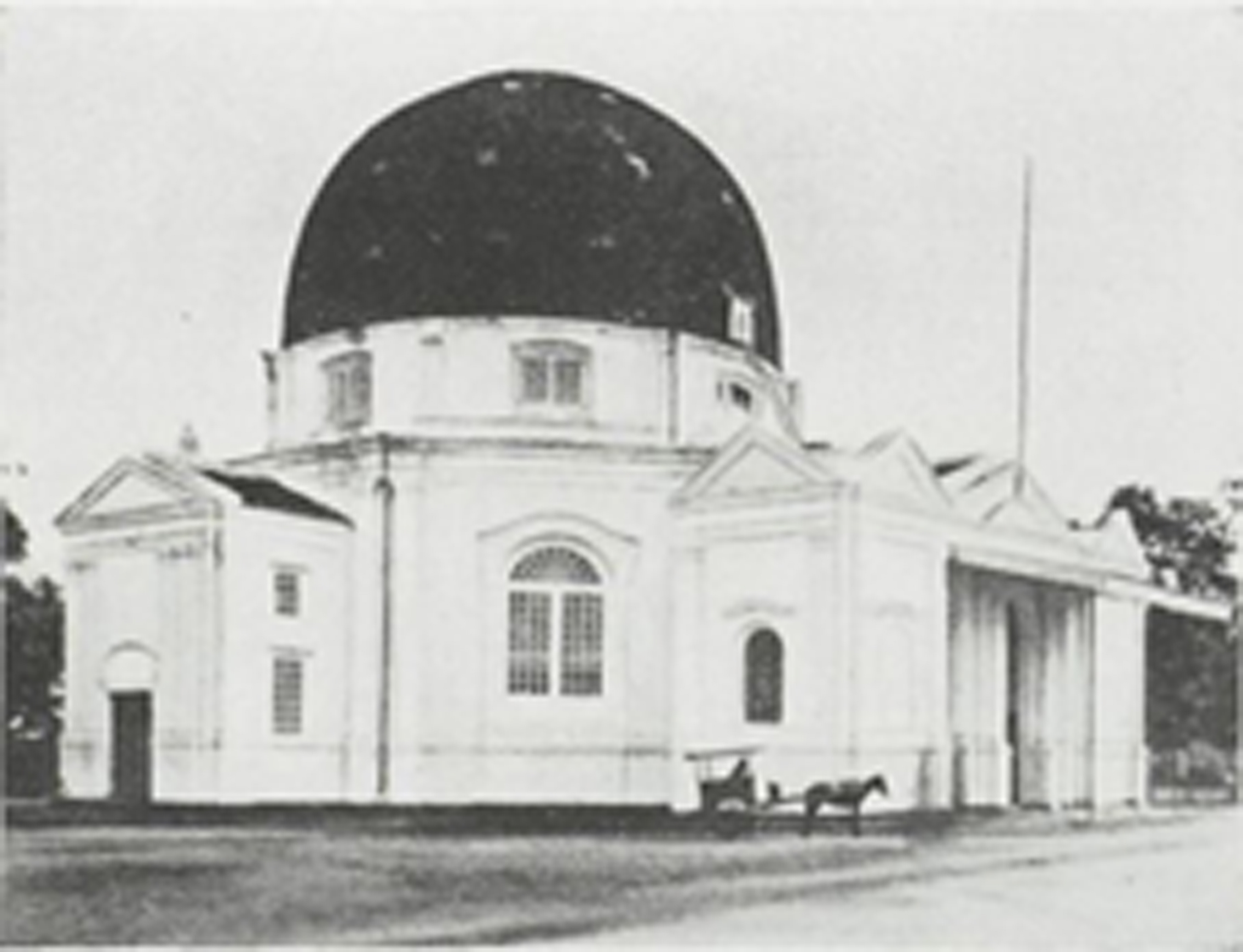 Gereja Blenduk zaman dulu   Foto: Kemendikbud.go.id