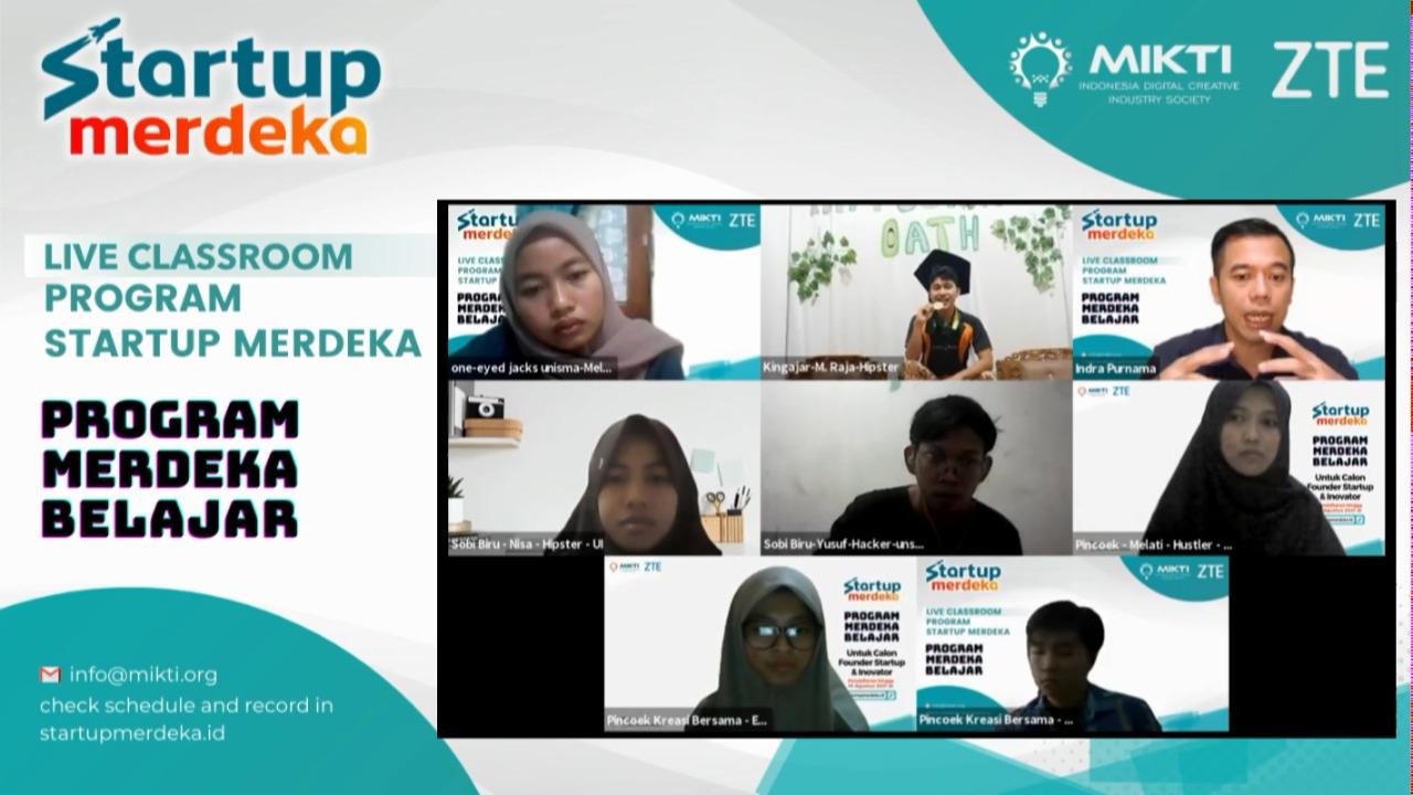 startup merdeka