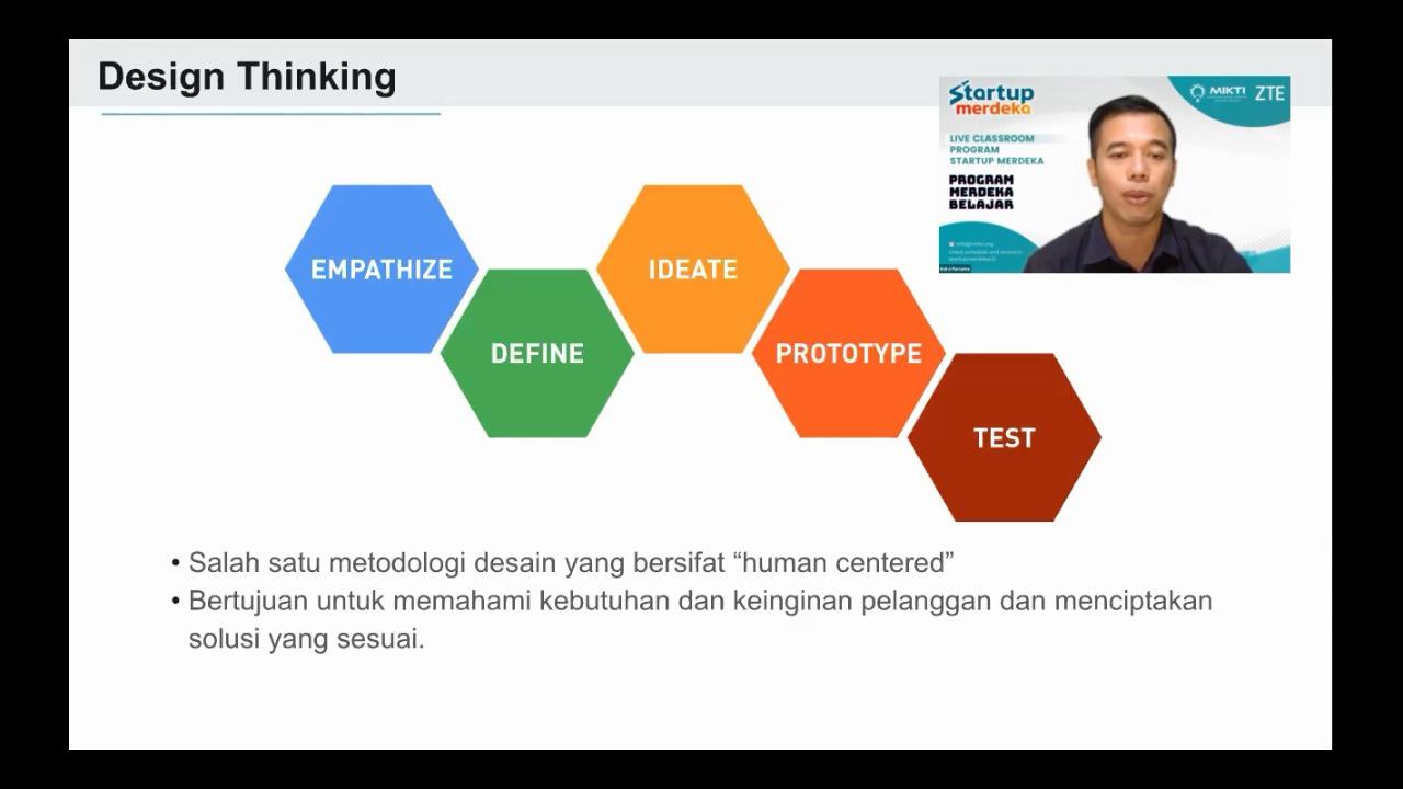 program startup merdeka