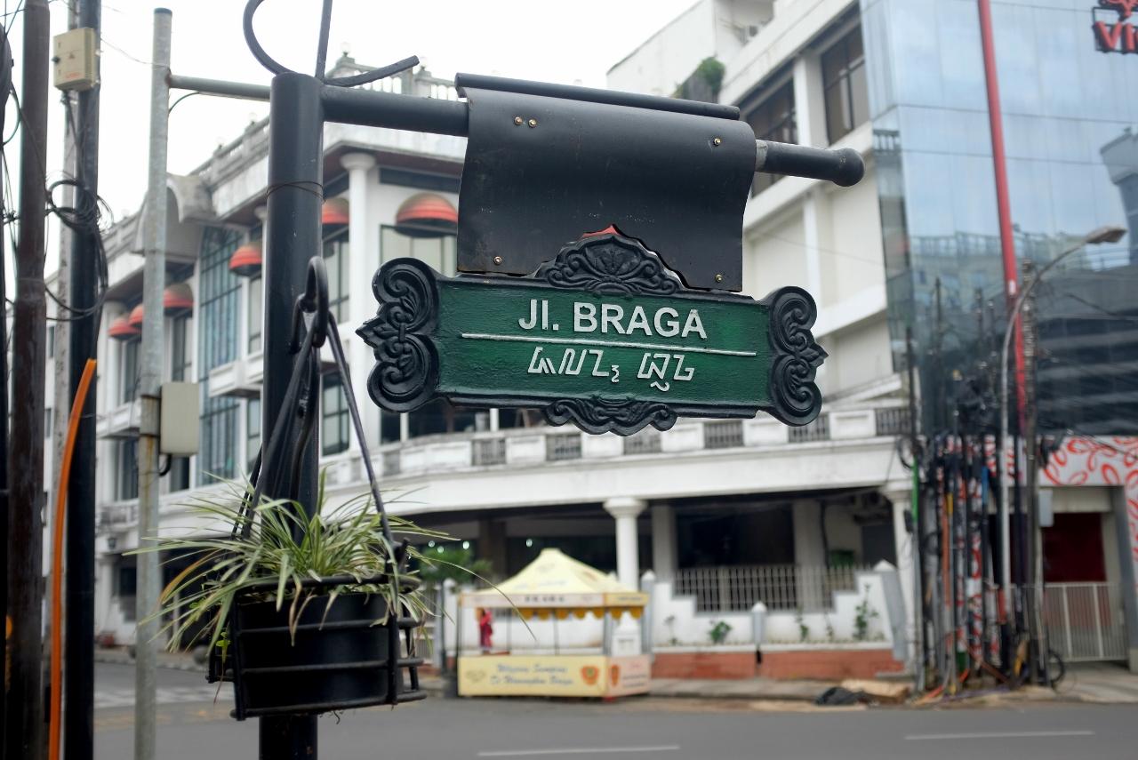 Jalan Braga | Foto: myeatandtravelstory.wordpress.com