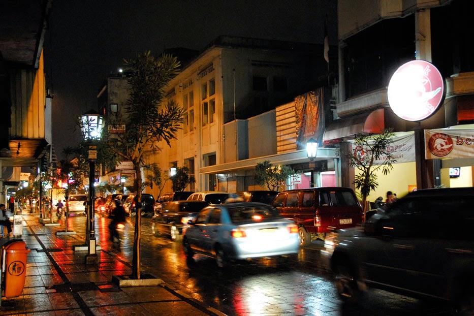 Jalan Braga saat ini | Foto: Explore Bandung