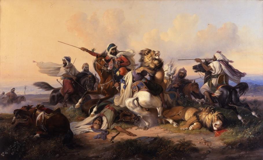 Perburuan Singa (The Lion Hunt) | Jakarta Globe