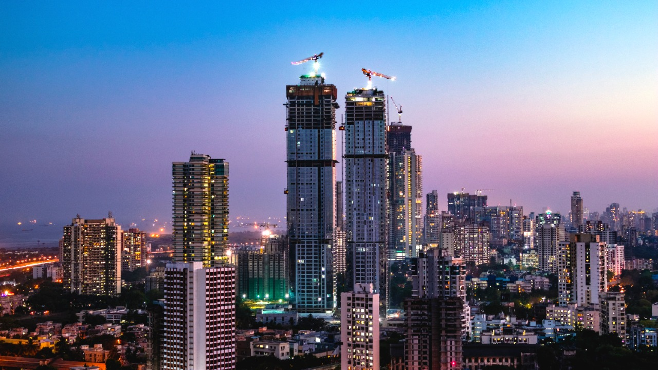 Pemandangan kota Mumbai, India | Shutterstock/Towering Goals