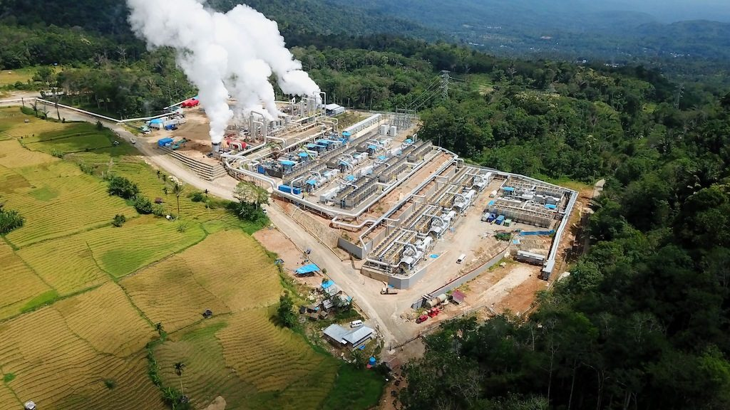 Ilustrasi Geothermal   Foto: KS Orka Renewables