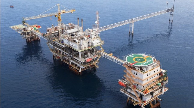 PT Pertamina Hulu Energi (PHE) ONWJ   Foto: IST