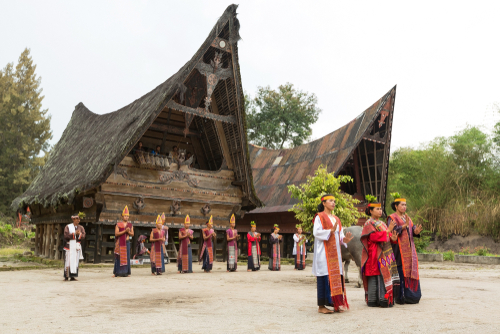 Tradisi budaya di Pulau Samosir Sumut