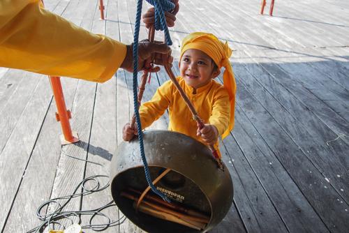 Pelestarian budaya gamelan di Kalimantan