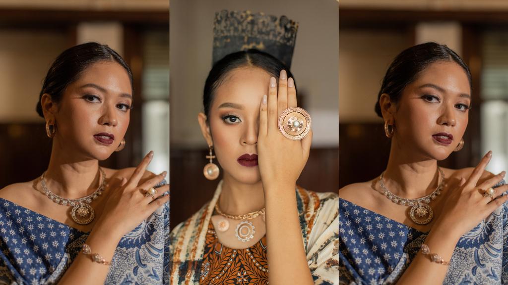 Sentuhan kearifan lokal dalam perhiasan   Kumparan