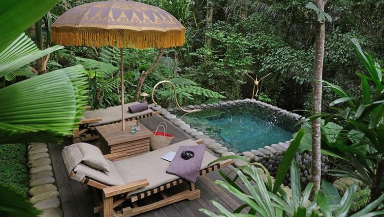 Potret Capella Ubud | Foto: Travel Detik