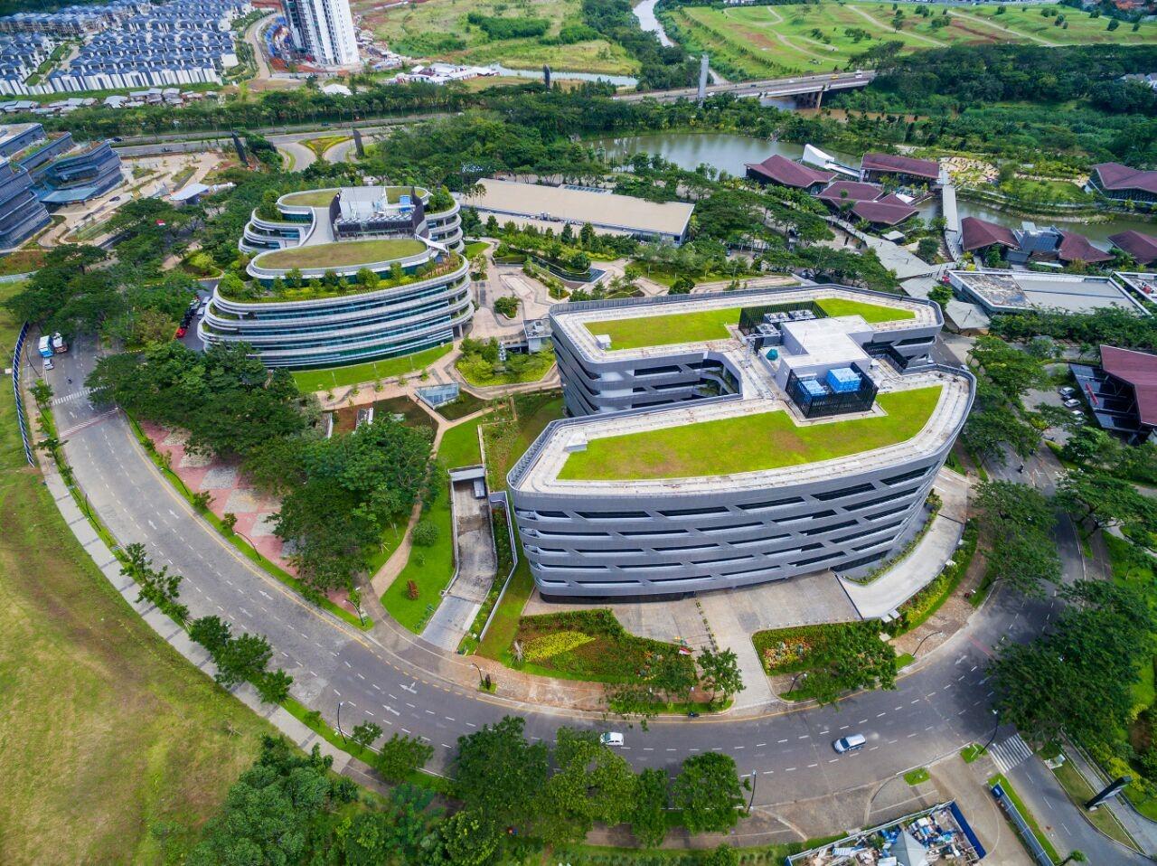 Monash University Indonesia di BSD Tangerang