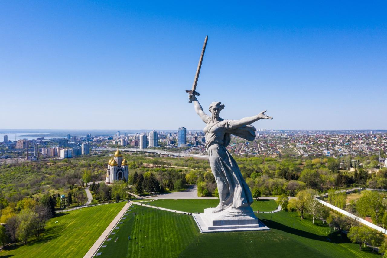 The Motherland Calls | Sergey Umanov/Shuttertsock
