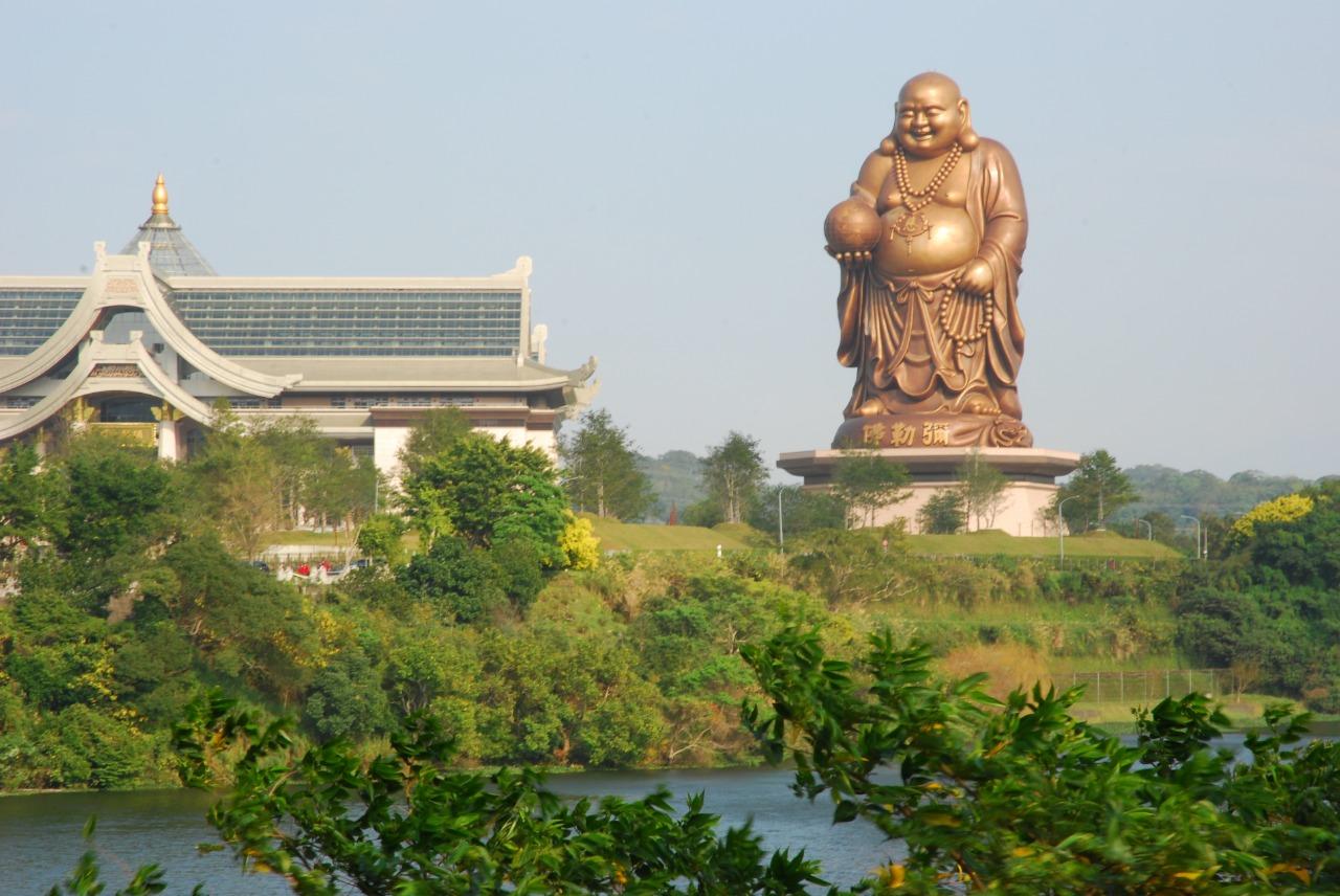 Patung Maitreya, Taiwan | Wang Y/Shutterstock