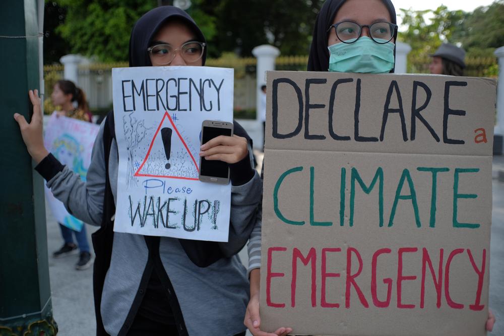 Deklarasi perubahan iklim