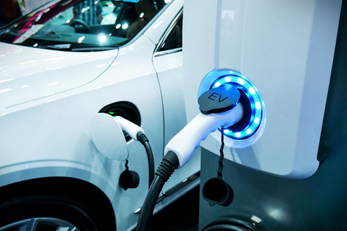 Ilustrasi kendaraan listrik   Buffaloboy/Shutterstock