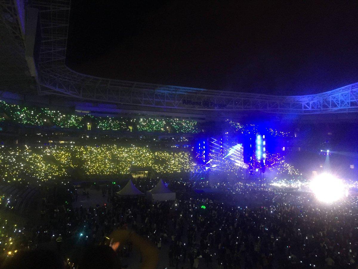 Konser BTS di Brazil yang selalu sold-out | @hopepics