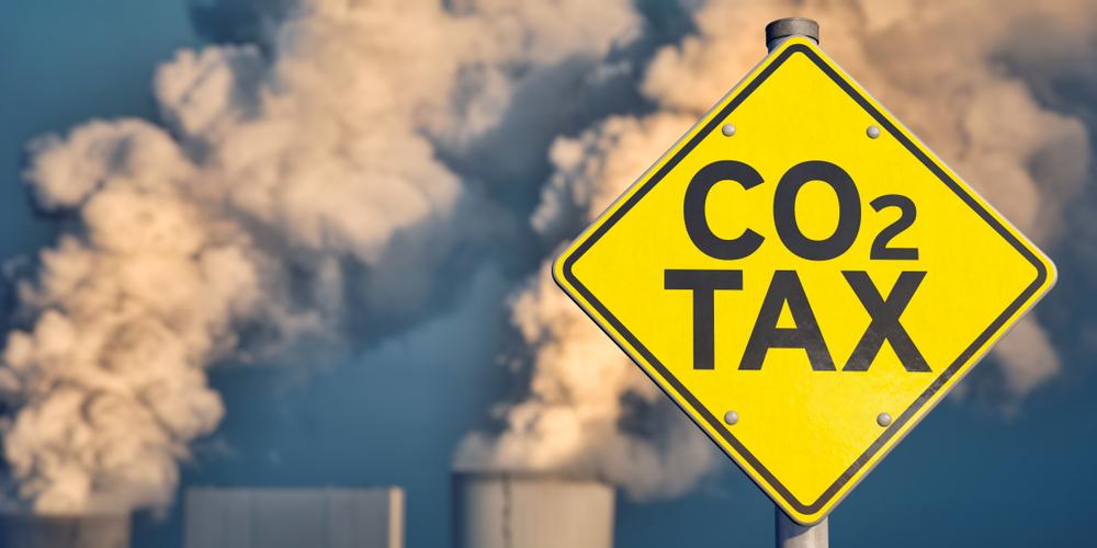 Ilustrasi pajak karbon