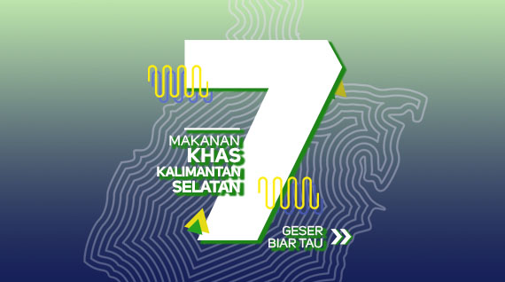 7 Makanan Khas Kalimantan Selatan